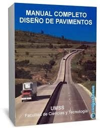 manual completo diseño de pavimentos