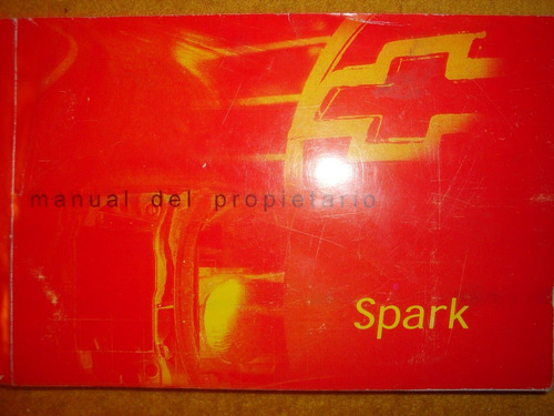 manual conductor chevrolet spark usado 2005
