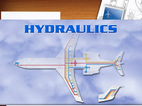 manual crj-200 sistema hidráulico