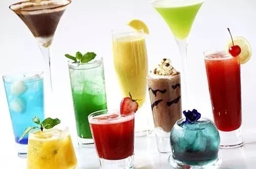 manual curso de coctelería tragos bebidas ponches bartender