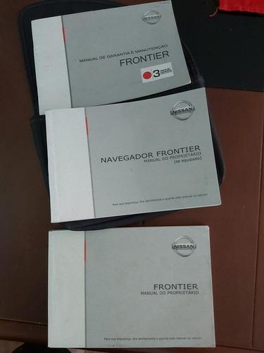 manual da nissan frontier 2014