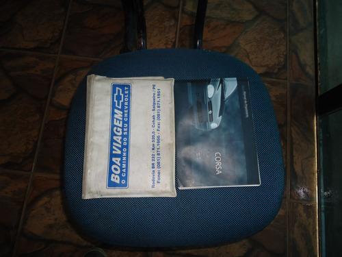 manual da pick up corsa