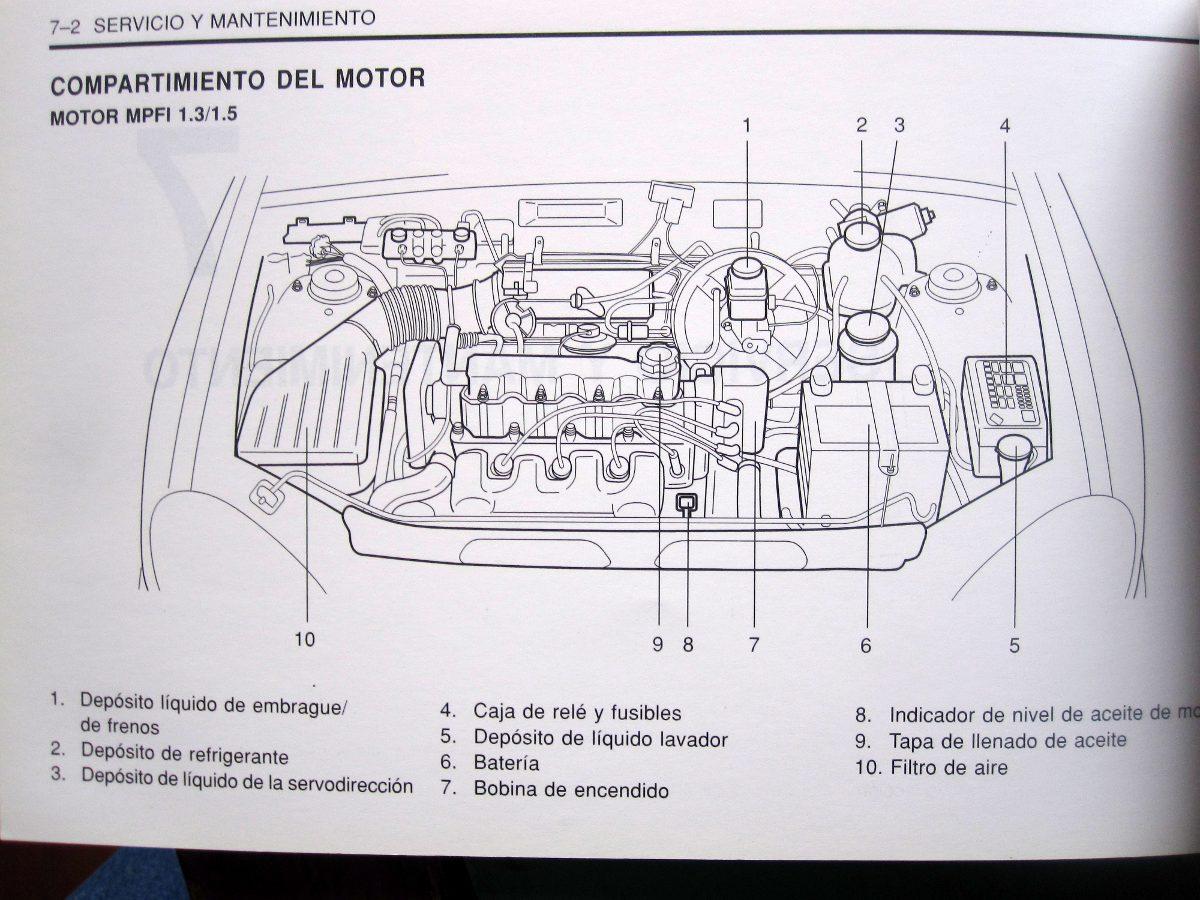 manual daewoo lanos original impecable. Cargando zoom.