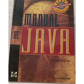 Manual De  Programación En  Java