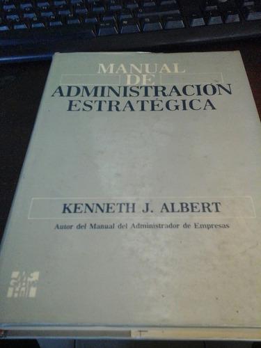 manual de administracion estrategica