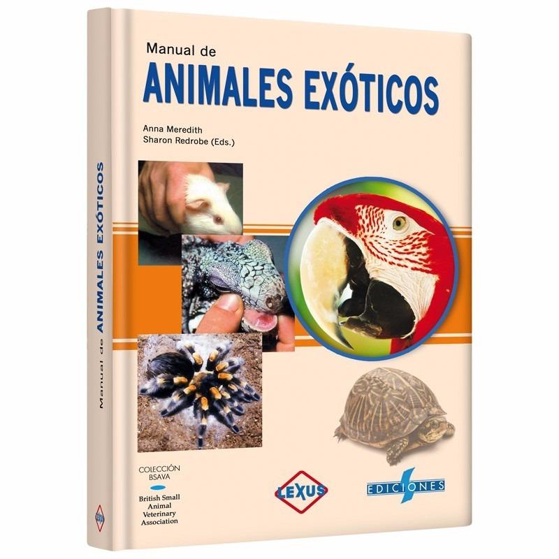 Manual De Animales Exóticos Lexus - $ 1.876,00 en Mercado Libre