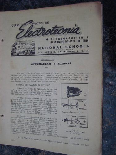 manual de anunciadores y alarmas