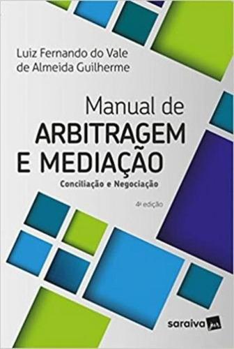 manual de arbitragem e mediaçao