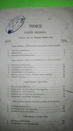 manual de aritmetica