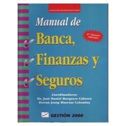 manual de banca, finanzas y seguro - barquero - gestión 2000