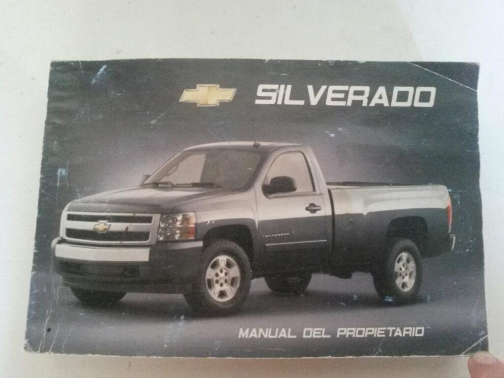 manual de chevrolet silverado 2006 2014 bs 3 000 000 00 en rh articulo mercadolibre com ve