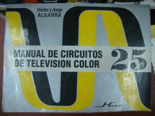 manual de circuitos de television color - 25 - algarra