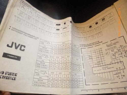 manual de circuitos t.v. incluye 7 m rca mundo electr (354w