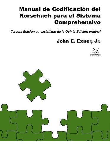 manual de codificación del rorschach para el sistema comp...