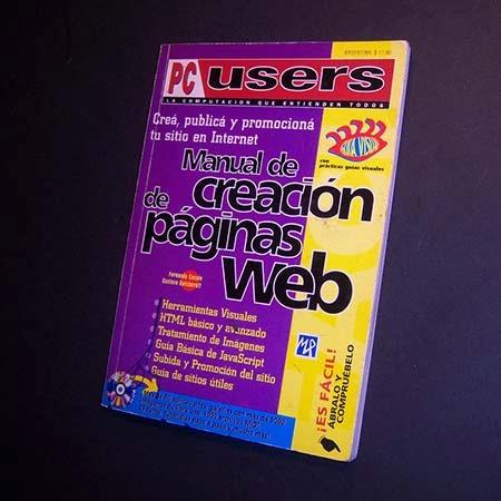 manual de creación de páginas web. f casale. g katcheroff