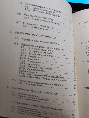 manual de criação de frangos de corte