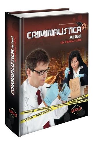 manual de criminologia lexus