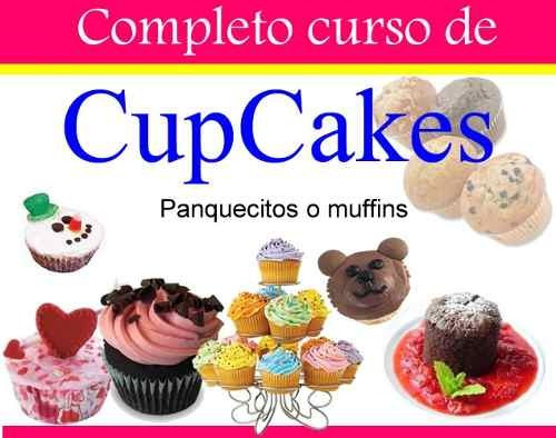 manual de decoración de cupcakes preparación recetas digital