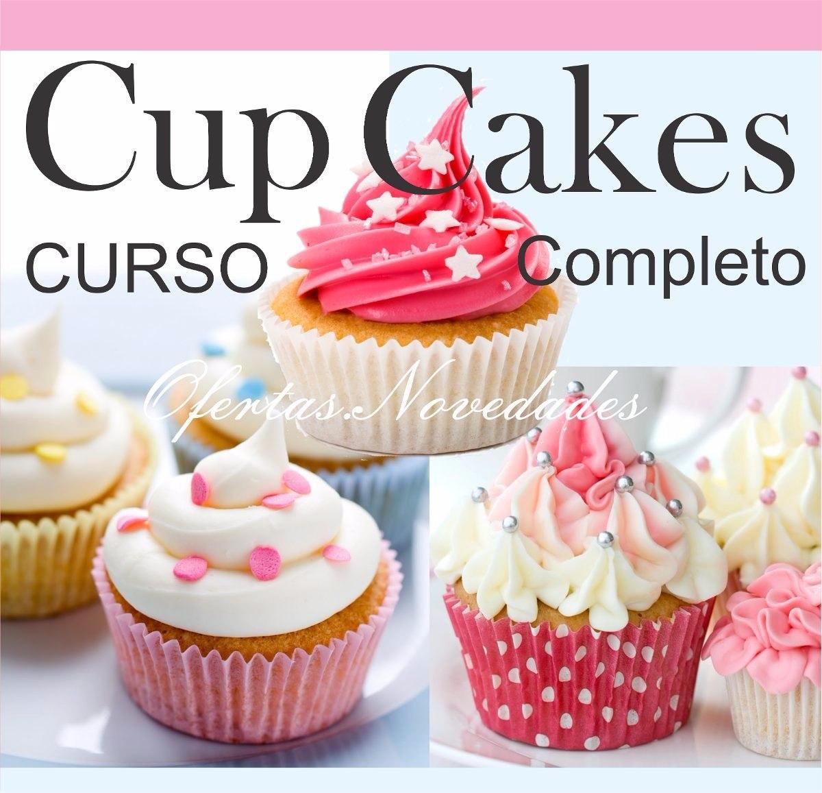 Manual de decoraci n de cupcakes preparaci n recetas y for Decoracion en cupcakes