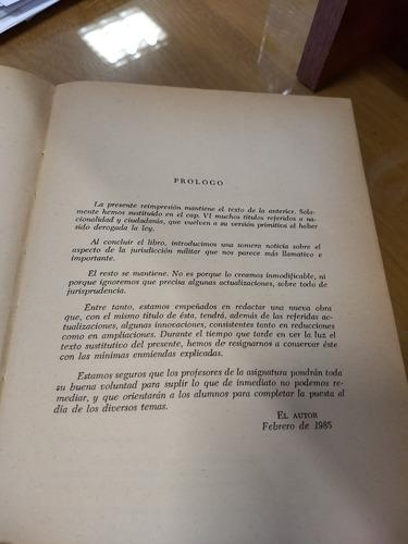 manual de derecho constitucional argentino - bidart campos