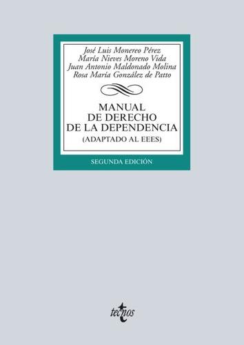 manual de derecho de la dependencia(libro la acción protecto