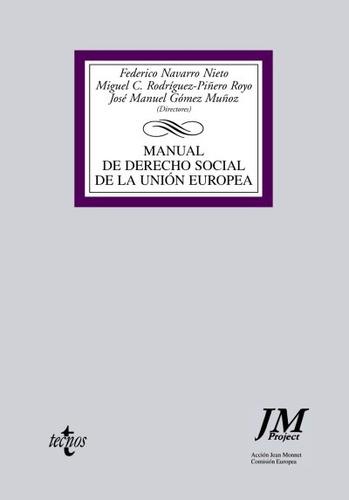 manual de derecho social de la unión europea(libro otras pub