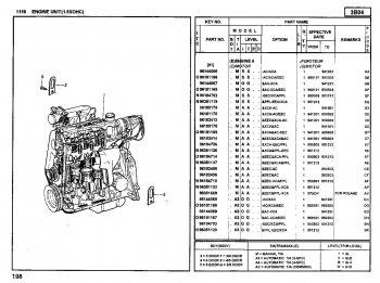 manual de despiece daewoo racer 1991 1997 envio gratis 2 990 rh articulo mercadolibre cl daewoo racer 93 manual daewoo racer engine manual