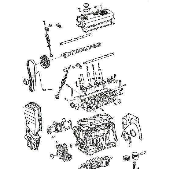 Manual De Despiece Daihatsu Copen  2002-2008