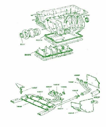 manual de despiece fiat dino 1966-1973