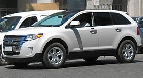 manual de despiece ford edge (2006-2014) español