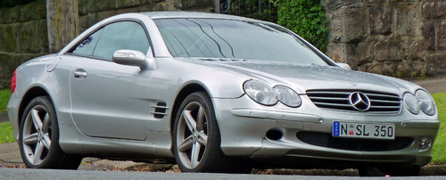 manual de despiece mercedes benz sl55 amg2001-2008 español
