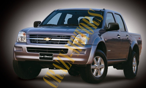 manual de despiece - partes chevrolet luv dmax 2005 - 2009