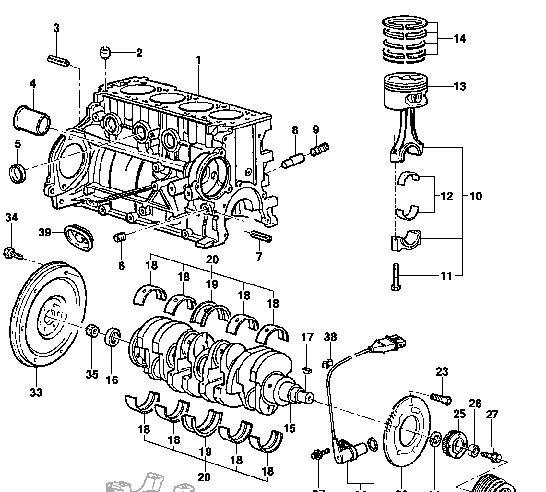 manual de despiece renault trafic  1990