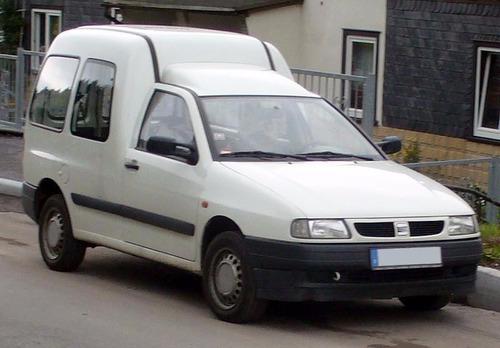 manual de despiece seat inca 1996-2003 español