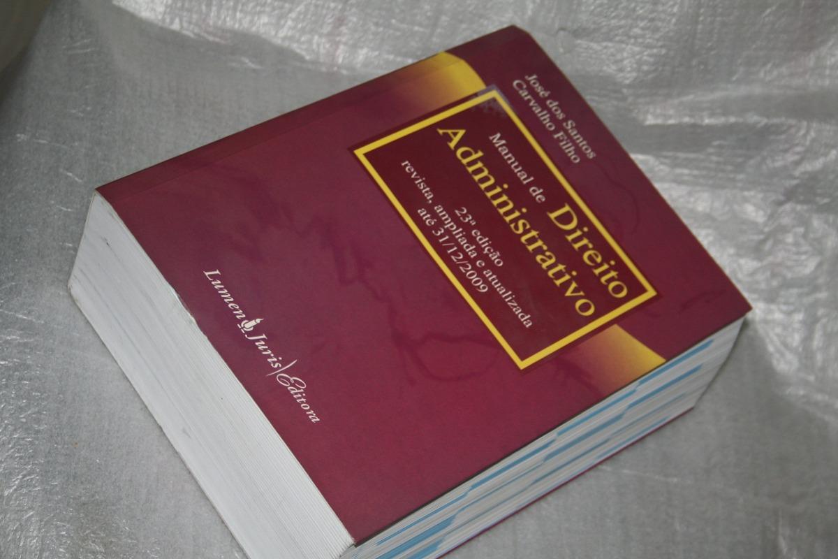 Manual De Direito Administrativo Black Friday - R  49,00 em Mercado ... d87c90caff