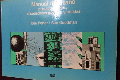 manual de diseño para arquitectos, diseñadores gráficos y a