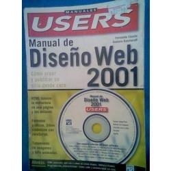 manual de diseño web 2001 - fernando casale - pc users