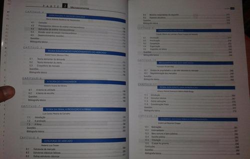 manual de economia 6ª edição pinho vasconcellos 2012 saraiva