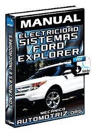 manual de electricidad ford explorer