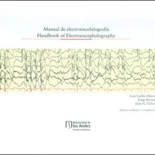 manual de electroencefalografía. handbook of electroencephal