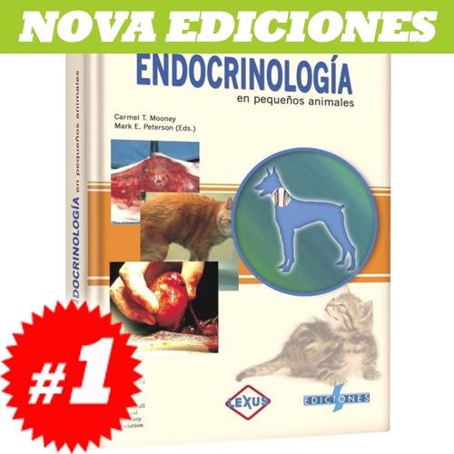 manual de endocrinologia en pequeños animales. original.