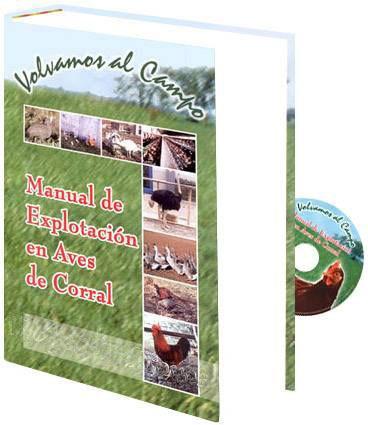 manual de explotación en aves de corral 1 vol grupo latino