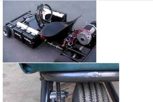 manual de fabricacion de un karting full ilustrado