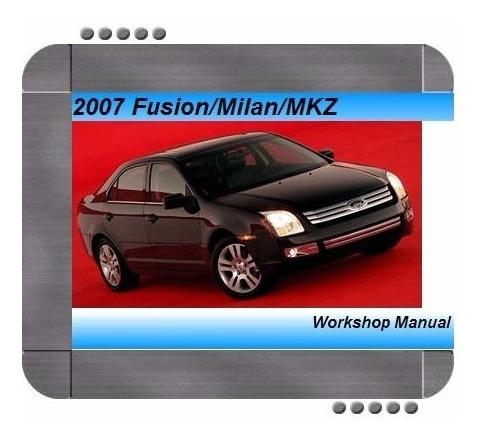 manual de ford fusion 2007 interactivo y en español