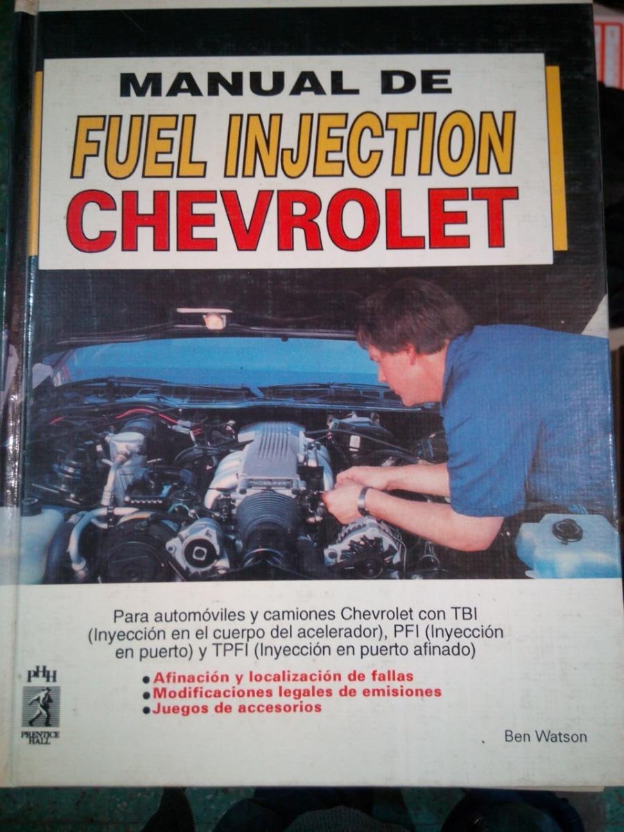 manual de fuel injection chevrolet, watson. Cargando zoom.