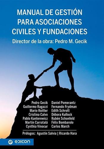 manual de gestion para asociaciones civiles y fundaciones