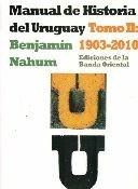 manual de historia del uruguay tomo ii / nahum (envíos)