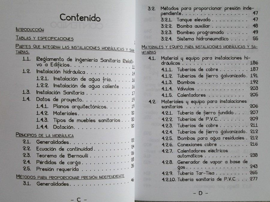 manual de instalaciones hidraulicas y sanitarias sergio zepeda pdf