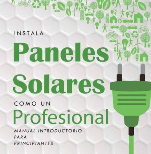 manual de instalación de paneles solares