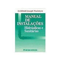 manual de instalações hidráulicas e sanitárias - archibald